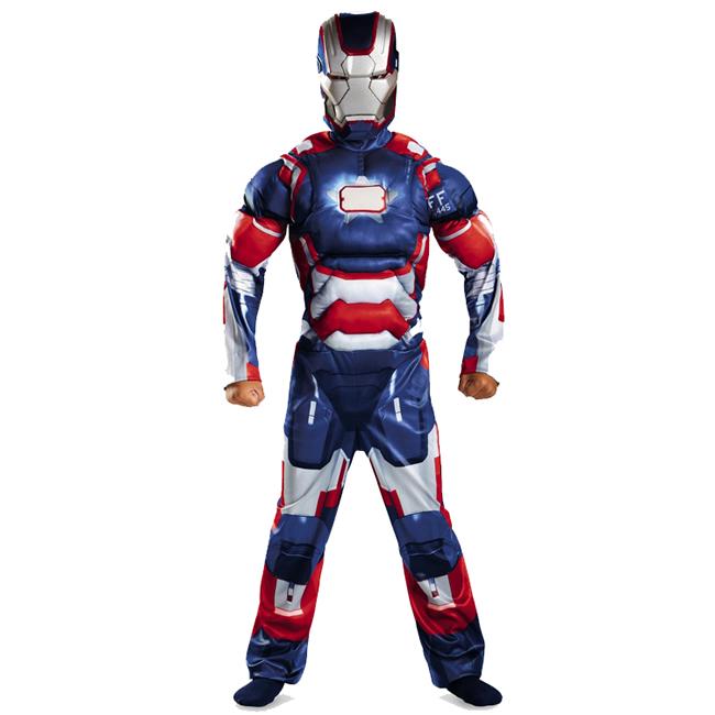 איש-ברזל-מארק-42-פטריוט-שרירים-ילד-ילדים-ליל-כל-הקדושים-תלבושות-הפנטזיה-נוקמי-גיבור-קוספליי