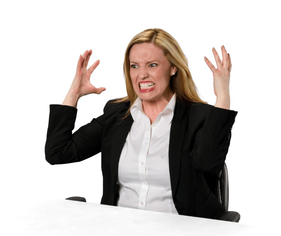 סגנון הכעס