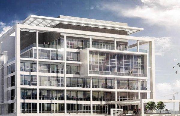 משרדים להשקעה בפרוייקט BIZNEXT בפארק העסקים חולון