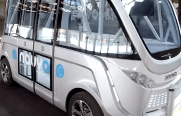 איך תראה התחבורה הציבורית בעתיד? לראות ולא להאמין!
