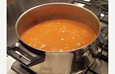 מתכון מרק עגבניות