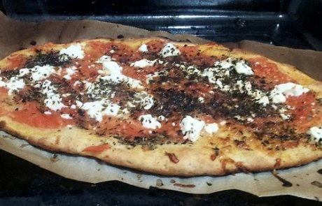 מתכון לפיצה –  מתכון לפיצה ביתית משובחת