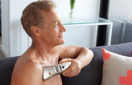 יעילות מכשיר B cure בטיפול כאבי גב תחתון אקוטיים
