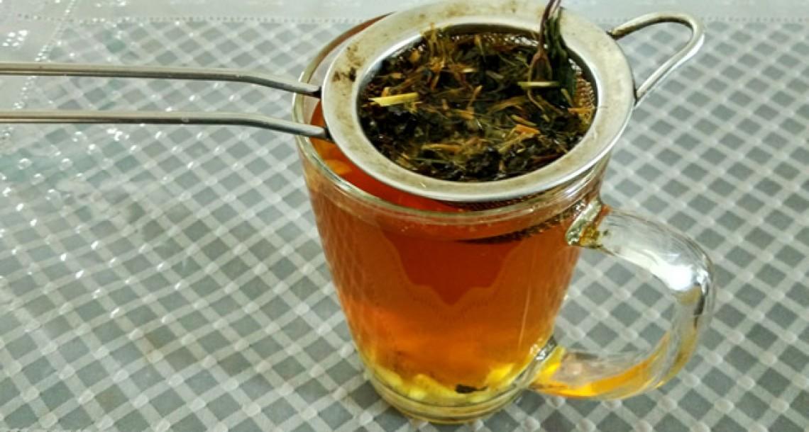 כוס תה הזו היא הדבר שאתם צריכים לשתות כל בוקר מומלץ למי שסובל מדלקות חניכיים