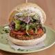 המבורגר טבעוני מושלם- מתכון מדהים להמבורגר עדשים וטחינה