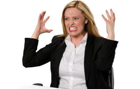 כועסים לעיתים קרובות? למדו את סגנון הכעס שלכם והתגברו עליו!