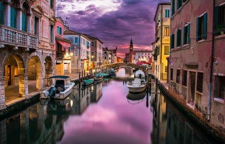 אטרקציות בוונציה המקומות שחובה לבקר בהם