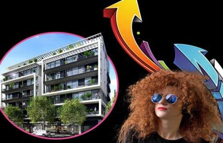 UPSIDE פלורנטין – מתחם המגורים המפתיע של תל אביב
