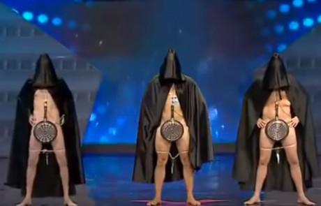 ככה נראית תחרות כישרונות בטלויזיה של גרוזיה